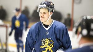 Jesse Puljujärvi är övertygad om att han utvecklats under sin säsong i Nordamerika.