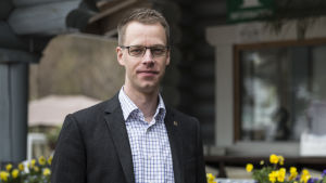 Taivassalon kunnanjohtaja Vesa Rantala