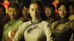 Zhang Ziyi (keskellä) Wong kar-wain elokuvassa The Grandmaster.