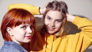 Summerin Milla ja Emma