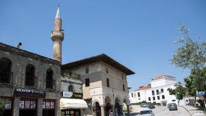 Heaven's Kitchen i Berat i Albanien.