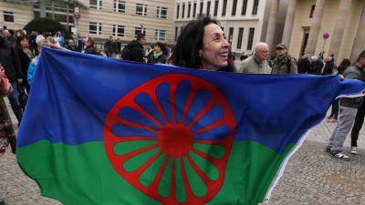 Satsning pa romska kvinnor