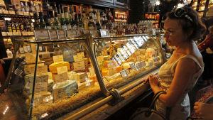 En tredjedel av osten på den ryska marknaden kommer att försvinna.
