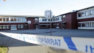 Skolan Kronan i Trollhättan, Sverige