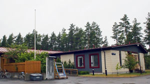 Vårdhemmet Källan i Hangö som ägs av Attendo.
