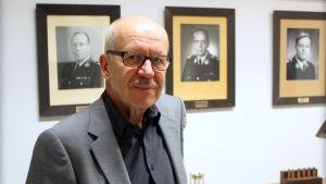 Polismästare Matts Kronqvist går i pension