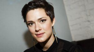 Skådespelaren Krista Kosonen.