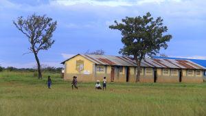 skola i norra uganda