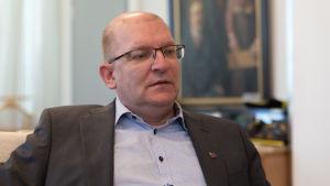 Riku Aalto / Teollisuusliiton puheenjohtaja / Ammattiliittojen toiminta / Hakaniemi 14.06.2017