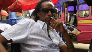 kenyan med somalisk bakgrund i Eastleigh