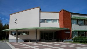 Kyrkoby skola i Jakobstad
