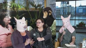 ur Stigma av Heidi Lunabba och Anne Pietarinen