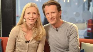 Linda och Tobias Zilliacus