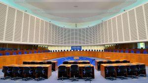 Europeiska domstolen för mänskliga rättigheter.
