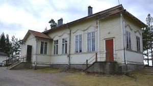 Grännäs skola i Borgå