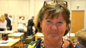 Ghita Edmark, ordförande för SFP på Kimitoön.