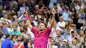 Stan Wawrinka vinner US Open i tennis 2016.