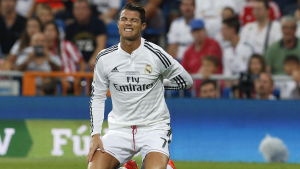Christiano Ronaldo skadade sig i den spanska supercupen