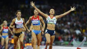 Jessica Ennis i OS 2012