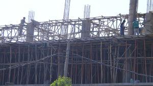 Utländska företag investerar och bygger i Etiopien