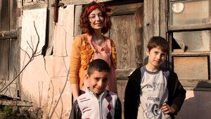 Anni Malinen Turkissa.