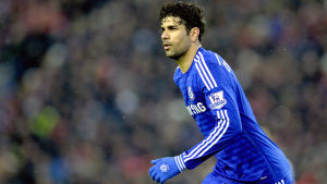 Diego Costa, Chelsea, januari 2015