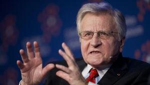 Tidigare ECB-ordförande Jean-Claude Trichet.
