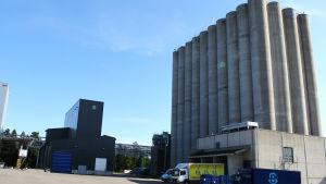 Fazers havrekvarn i Lahtis.