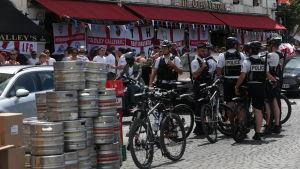 Poliser i Marseille