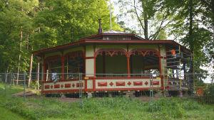 Paviljongen i Kokon.