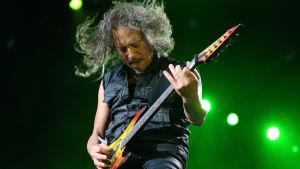 Kirk Hammett i Metallica.