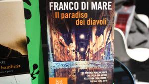 Franco Di Maren kirjan Il paradiso dei diavoli kansi.