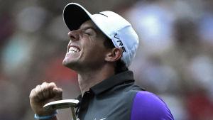 Rory McIlroy under PGA Championship 2014