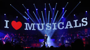 Peter Jöback i I love musicals