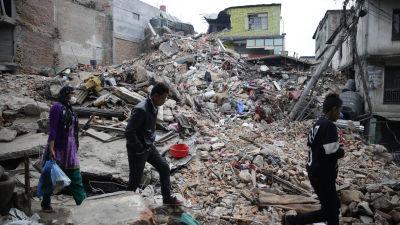 Nepalesisk flygkrasch tog nio liv