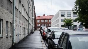 Helsingforsgata.