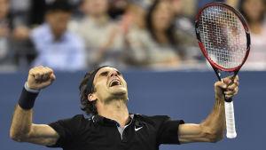 Roger Federer, US Open 2014