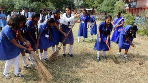 Unga indier i Bhopal