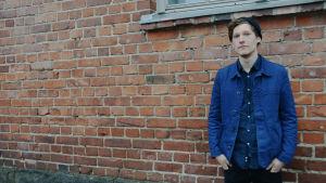 Markus Bergfors från bandet Timshel