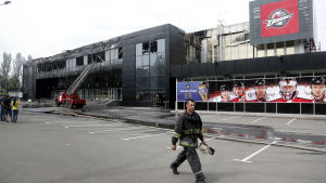 Druzhba Arena.