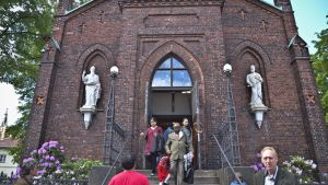 Pio vid Henrikskyrkan