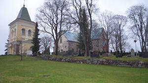 Kyrkslätts kyrka.