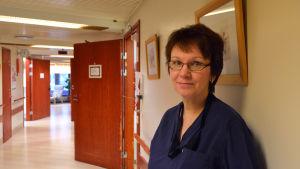 Närvårdare Merja Kemppainen
