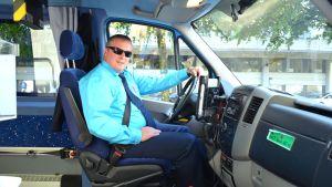 Chaufför i Kutsuplus