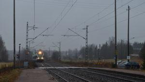 Bobäck station i Kyrkslätt är nedläggningshotad