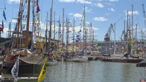 Tall Ships Races i Helsingfors 2103.