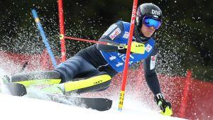 Joonas Räsänen är en av Finlands bästa slalomåkare.