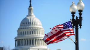 Presidentinstallationen i USA 2013
