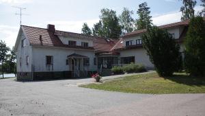 Hälsogården i Houtskär.