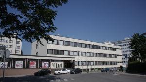 Hankenbyggnaden i Åbo